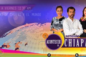 Acontecer de Chiapas 10 Octubre 2016
